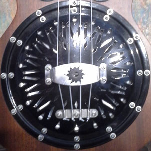 black coverplate